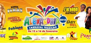 Carnaval tradição de Alexandria