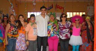 Prefeitura de Pau dos Ferros Realiza Carnaval com Grupos Sociais