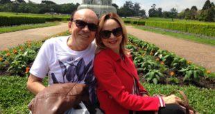 Dr. Adauto e esposa, Neide.