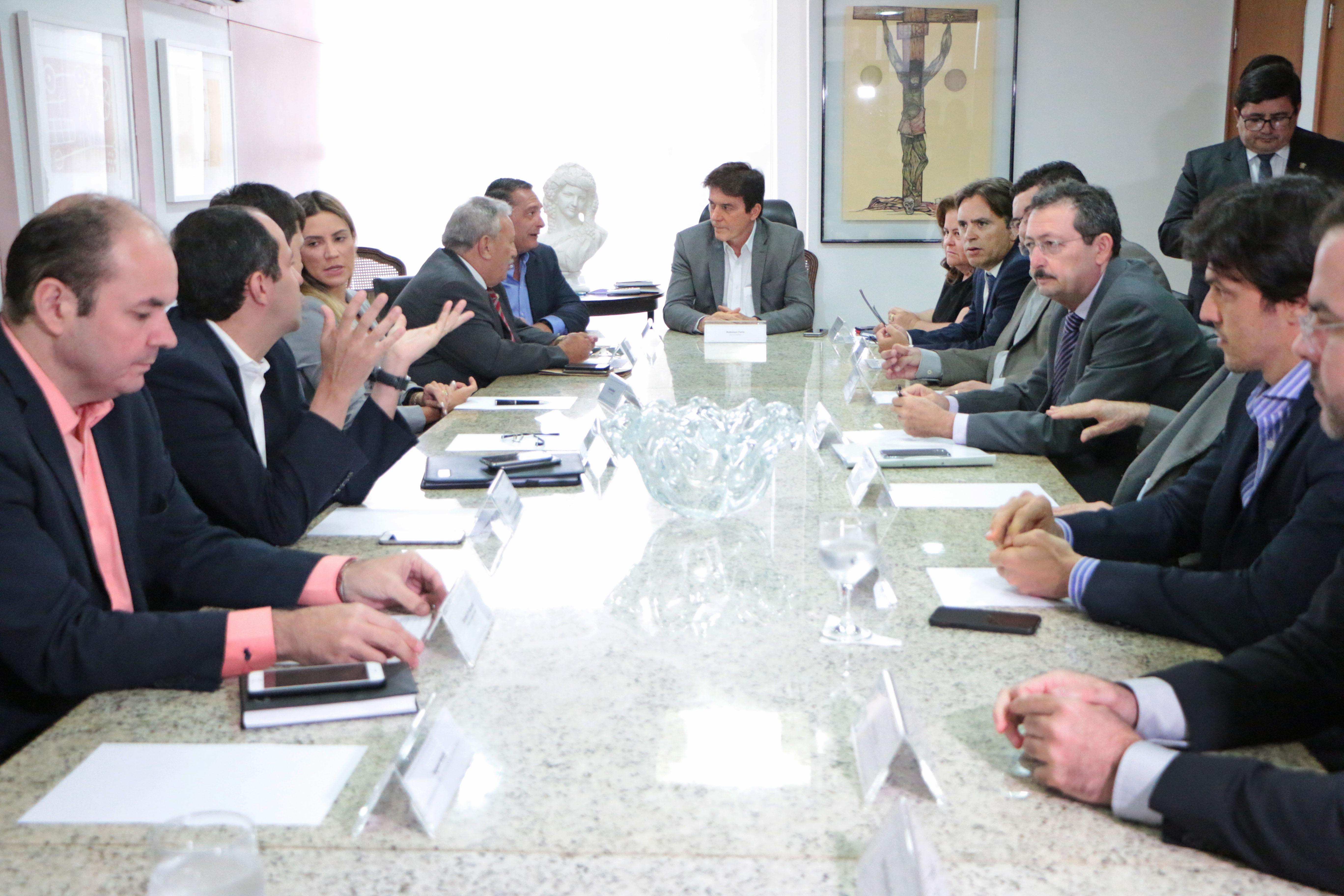 Reunião-poderes
